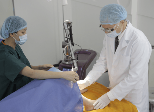 Cơ sở làm hồng âm đạo an toàn ở Hà Nội